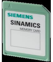 لوازم جانبی سینامیکس V20(کارت حافظه ) 6SL3054-4AG00-2AA0 SD-CARD 512 MB EMPTY