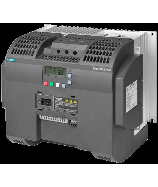 سینامیکس  سه فاز 400 ولت با فیلتر داخلی15 کیلو وات   6SL3210-5BE31-5CV0