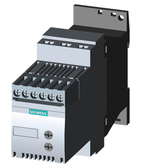سافت استارتر زیمنس  3 کیلووات   -3RW3014-1BB04