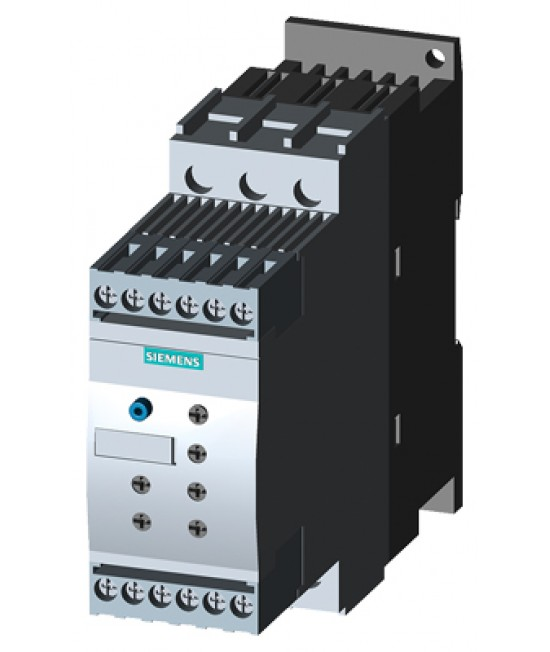 سافت استارتر زیمنس  5.5 کیلووات  -  3RW4024-1BB04